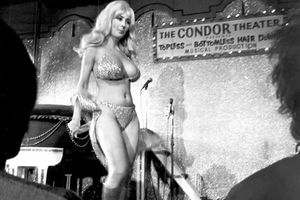 Carol Doda: Stripper who introduced topless entertainment to San Francisco and was profiled by Tom Wolfe
