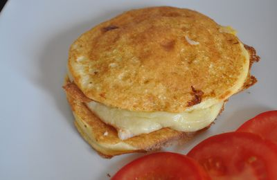 Panburger (hamburger de pancakes)