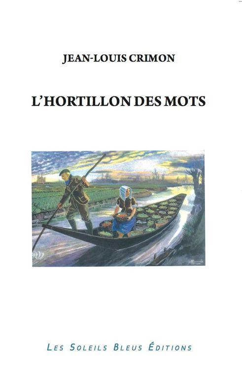 Pont Baraban. Hortillon guidant sa barque à cornet à l'aide d'une perche. Juin 1974. © Jean-Louis Crimon