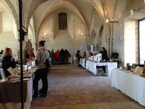Le Salon Encrages à La Charité sur Loire