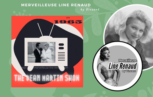 EMISSIONS TV : 1965 « The Dean Martin Show » de Greg Garrison (USA)