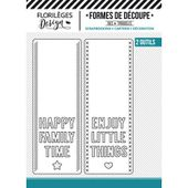 FDD21812FDD21812 Outils de découpe HAPPY THINGS FEE DU SCRAP