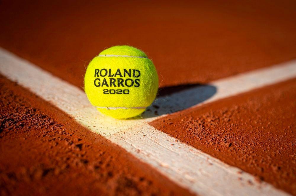 Coup d'envoi de l'édition 2020 de Roland Garros sur France Télévisions