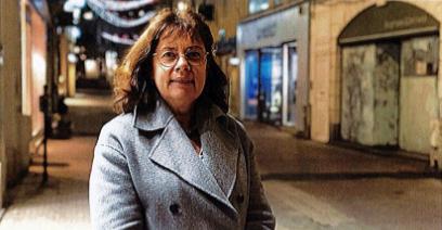 L'entretien du lundi avec Blandine AFFAGARD, élue au Mans
