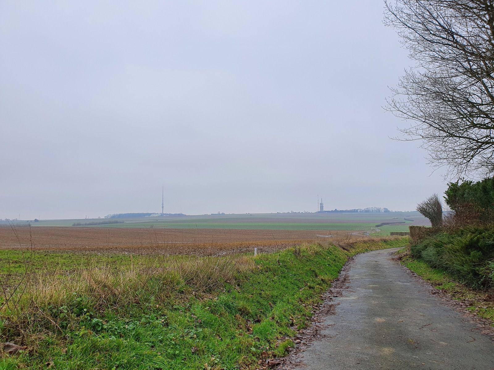 Le Terrage Dérobé, à Gouy-Servins