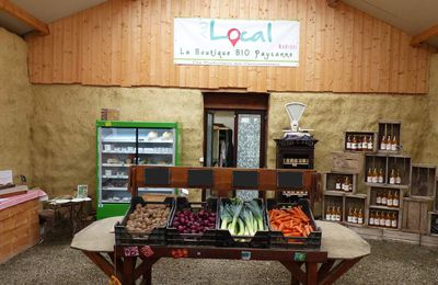 "Le Magasin de Producteurs ""Au Local"""