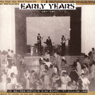NYA Vol. 1 CD 1 : Early years (1963-1968)