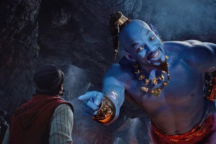 BOX-OFFICE MONDE 24-26 MAI : BON DEMARRAGE POUR ALADDIN !