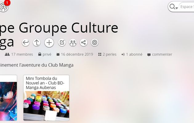 Le Club Manga sur Pearltrees