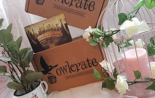UNBOXING OWLCRATE ! (N°4)