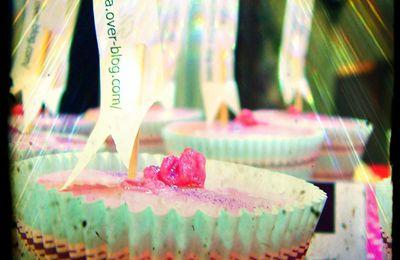 Cupcake Camp II recette british revisité {et petit défilé}