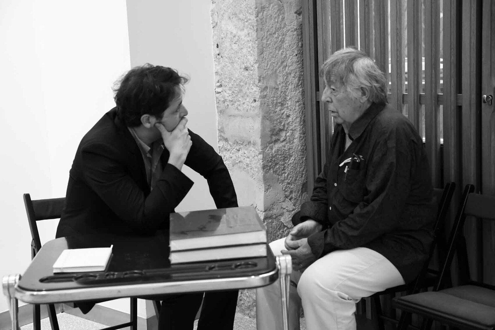 Loïc Bénétière, Claude Viallat