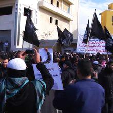 L'État islamique renforce sa poigne sur la Future Palestine
