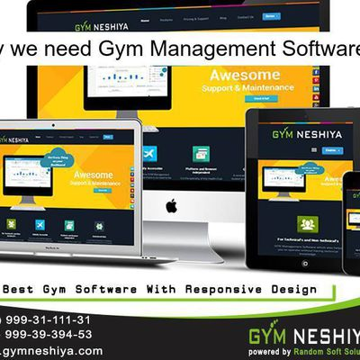 Why we need Gym Management Software?