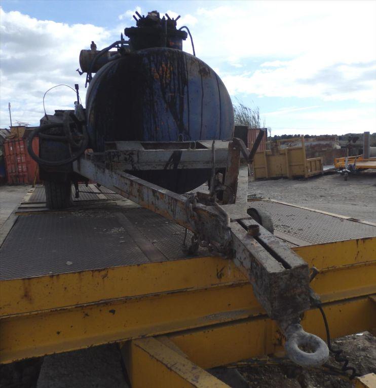 Remorque Porte Engin ACTM Tel: 0608066192 Pierre BASSAT TRANSCOMM13