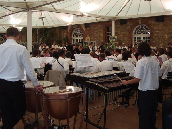Festival des harmonies du département à Thoiry : 17 juin 2007