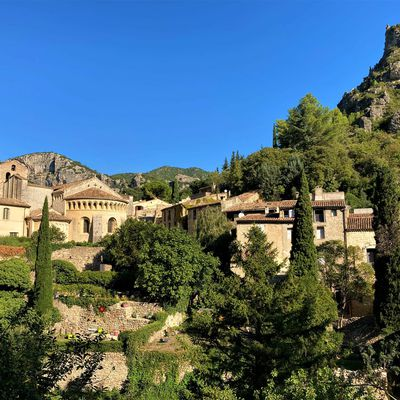 Exceptionnel Saint Guilhem le Désert, entre nature, patrimoine remarquable et spiritualité