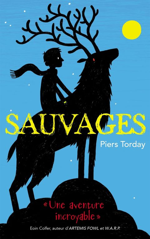 Sauvages - Tome 1 de Piers Torday ♪ Respire ♪