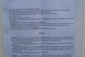#40 - Chantier rue de la Senette !!! Circulation modifiée