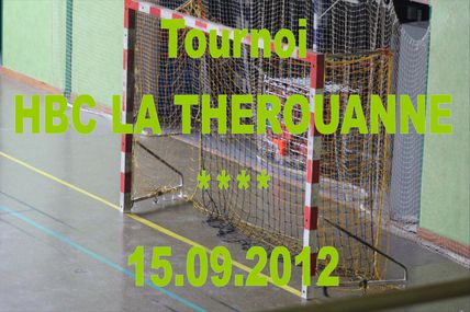 Tournoi HBC LA THEROUANNE (-16M / 15.09.2012) (2)