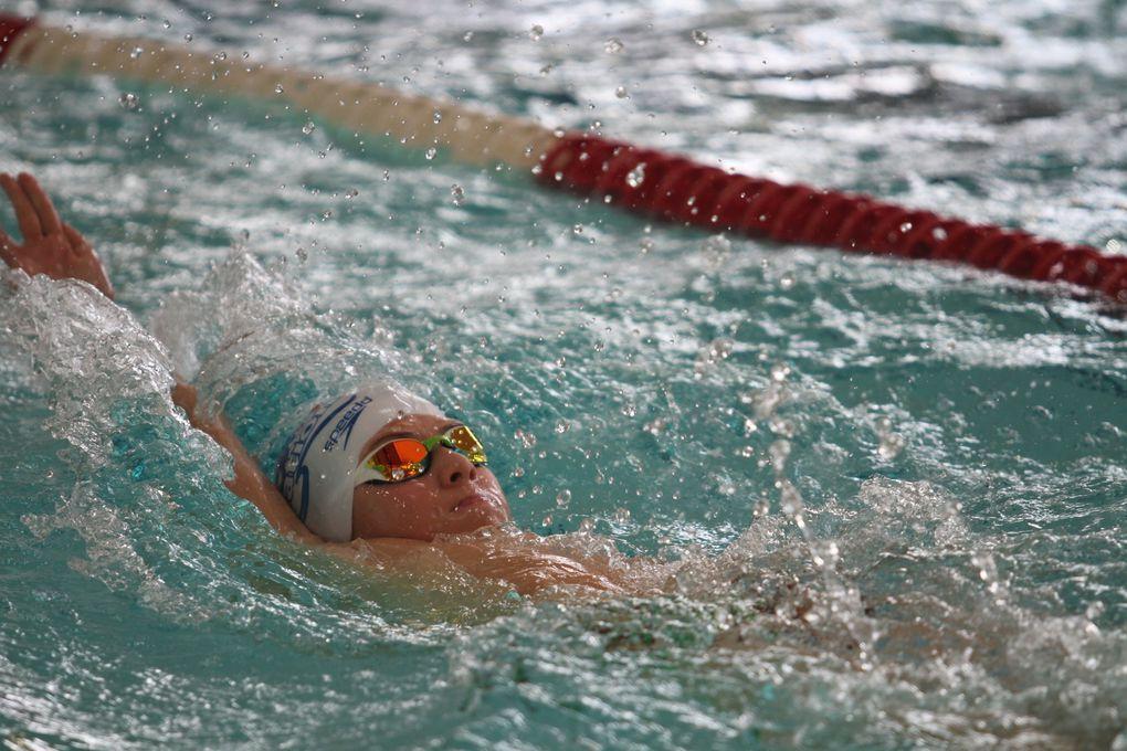 Les Vénissians du CMOV Natation ont terminé bons derniers de l'édition 2017 de la Coupe de la ville de natation - Photos : © Sports Vénissians