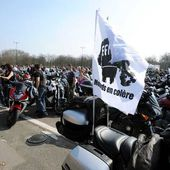 """Restriction de circulations à Paris : """" S'il le faut, nous appellerons les motards à la désobéissance civile """""""