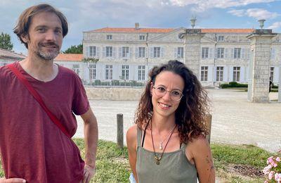 Aurore Four et Cédric Ruffié: vos candidatsse présentent !