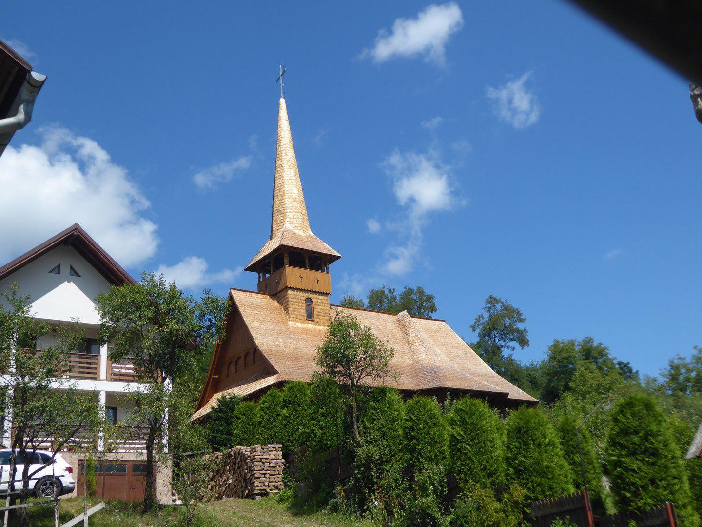Jeudi 19 août 2021 - J19 - Les églises en bois du Maramures et le Mémorial de Sighet