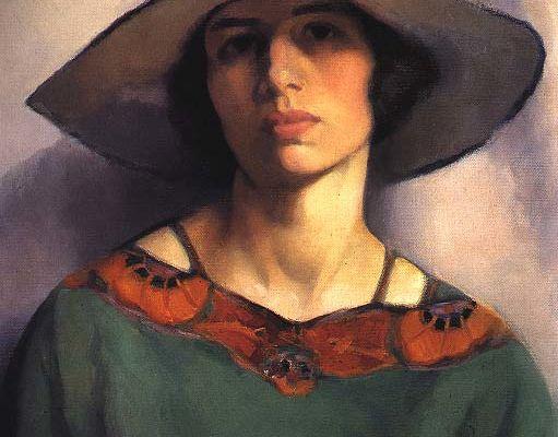 Autoportraits de femmes peintres 8
