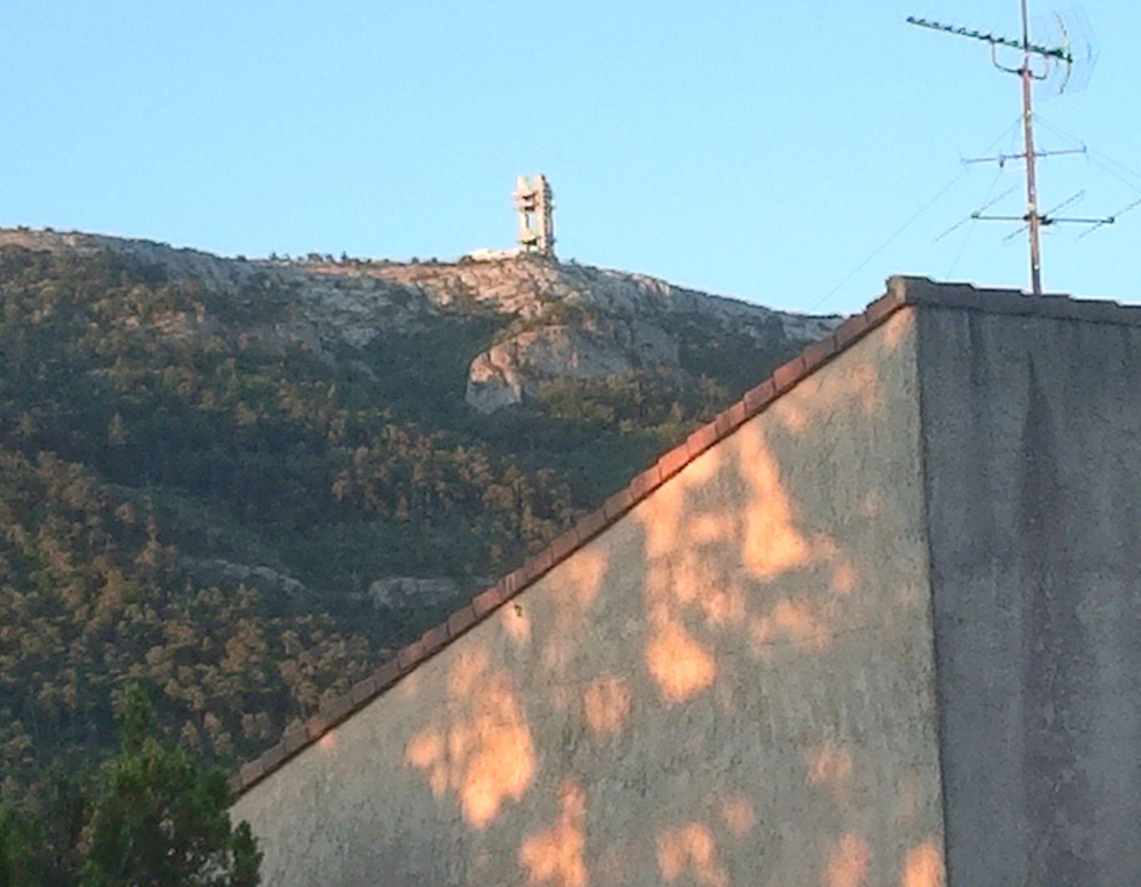 Chronique bis des journées 11 et 12 août à Plan d'Aups Sainte Baume