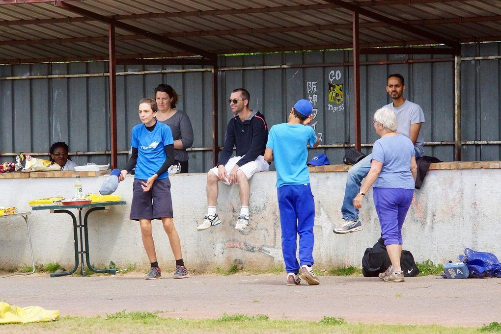 Fête d'été au stade A. Mimoun en juillet 2016