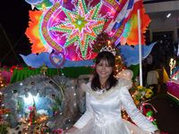 Sakon Nakhon (2) - La parade des étoiles de Noel