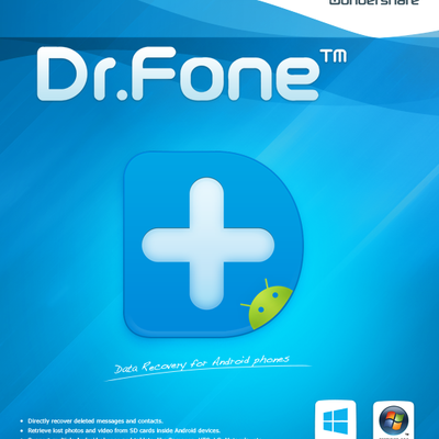 Wondershare Dr.Fone iOS Free Download