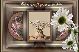 Carte fête des mères