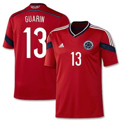 Buy Cheap Colombia World Cup 2014 Kit