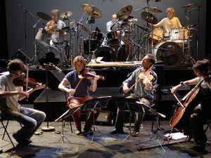 quatuor bela, quatuor à cordes français dévolu au contemporain