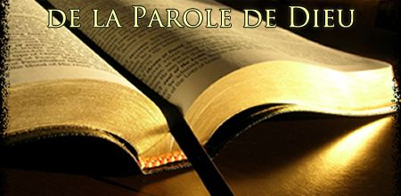INTRODUCTION A LA BIBLE CATHOLIQUE (I)