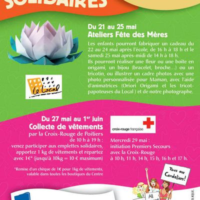 Nos animations aux Cordeliers