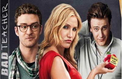 Bad Teacher en DVD le 30 novembre!