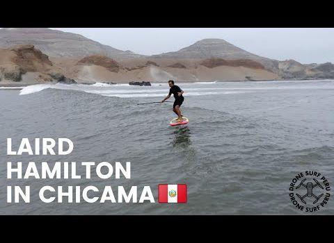 FOIL SURF CHICAMA