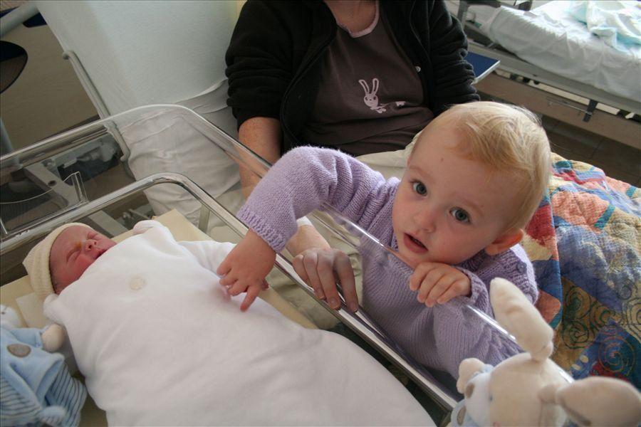 Noha est né le 17/12/2007 à 6h30. Il se porte bien (2kg900 pour 47,5cm).