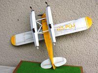 "PIPER PA-18 ""super cub"" floatplane REVELL 1/32"