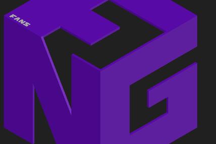 Logo 3D NGFans :)