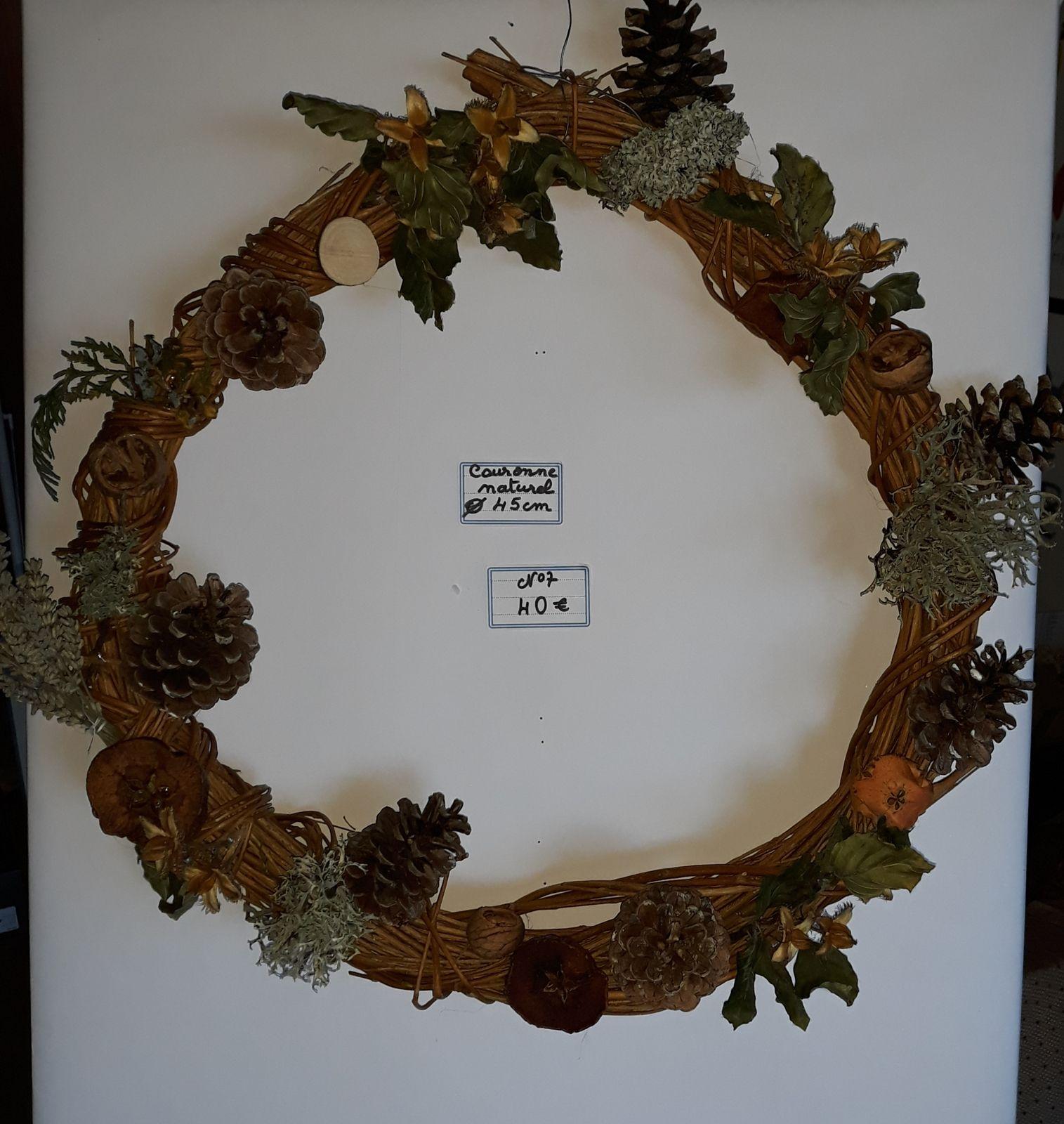 Catalogue des décorations de noël