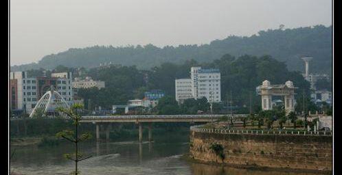Lao Caï, ville frontière