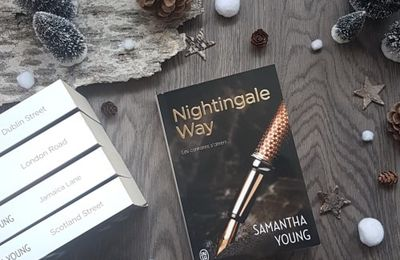 On Dublin street, tome 6 : Nightingale Way - Samantha Young