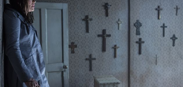 """THE CONJURING 2: THE ENFIELD POLTERGEIST"", UN TEASER RENVERSANT..."