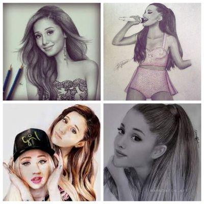 Dessins d'Ariana Grande