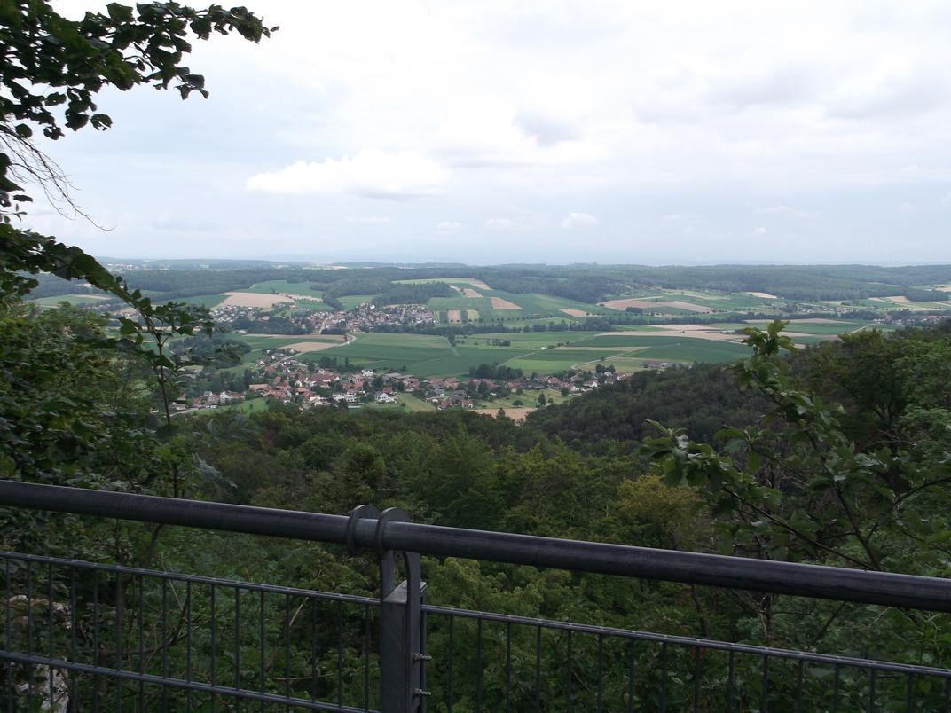 FERRETTE : LE CIRCUIT DES BELVÉDÈRES (R 441) - 12,8 km - D+ 437 m - 5 h - 3/6