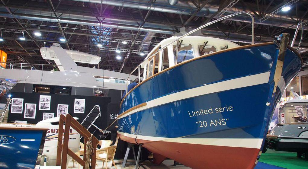 Rhéa Marine met en avant l'élégance à la française au Boot de Düsseldorf